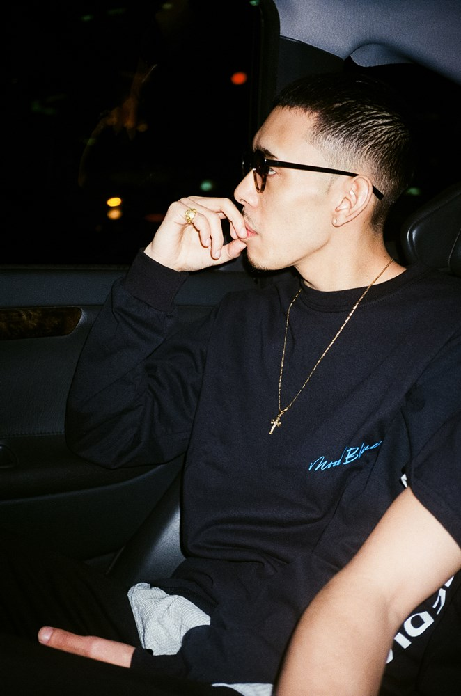 A.D.S.R. for Mood Blue:18,000円 + 税