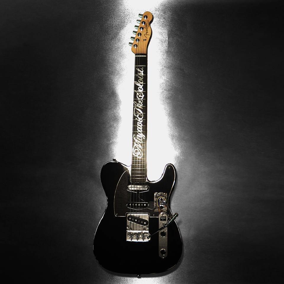 Fender / MIYAVI x TAKAHIROMIYASHITATheSoloist. オリジナルギター648,000円