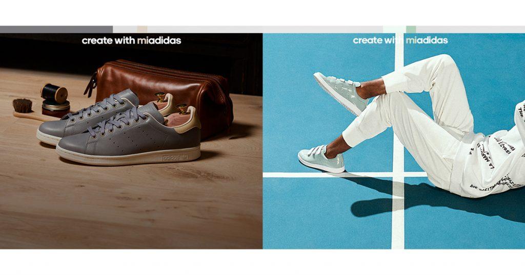 outlet store 82277 db692 adidasのカスタムサービス・mi adidasの『Stan Smith』にニューモデルが登場
